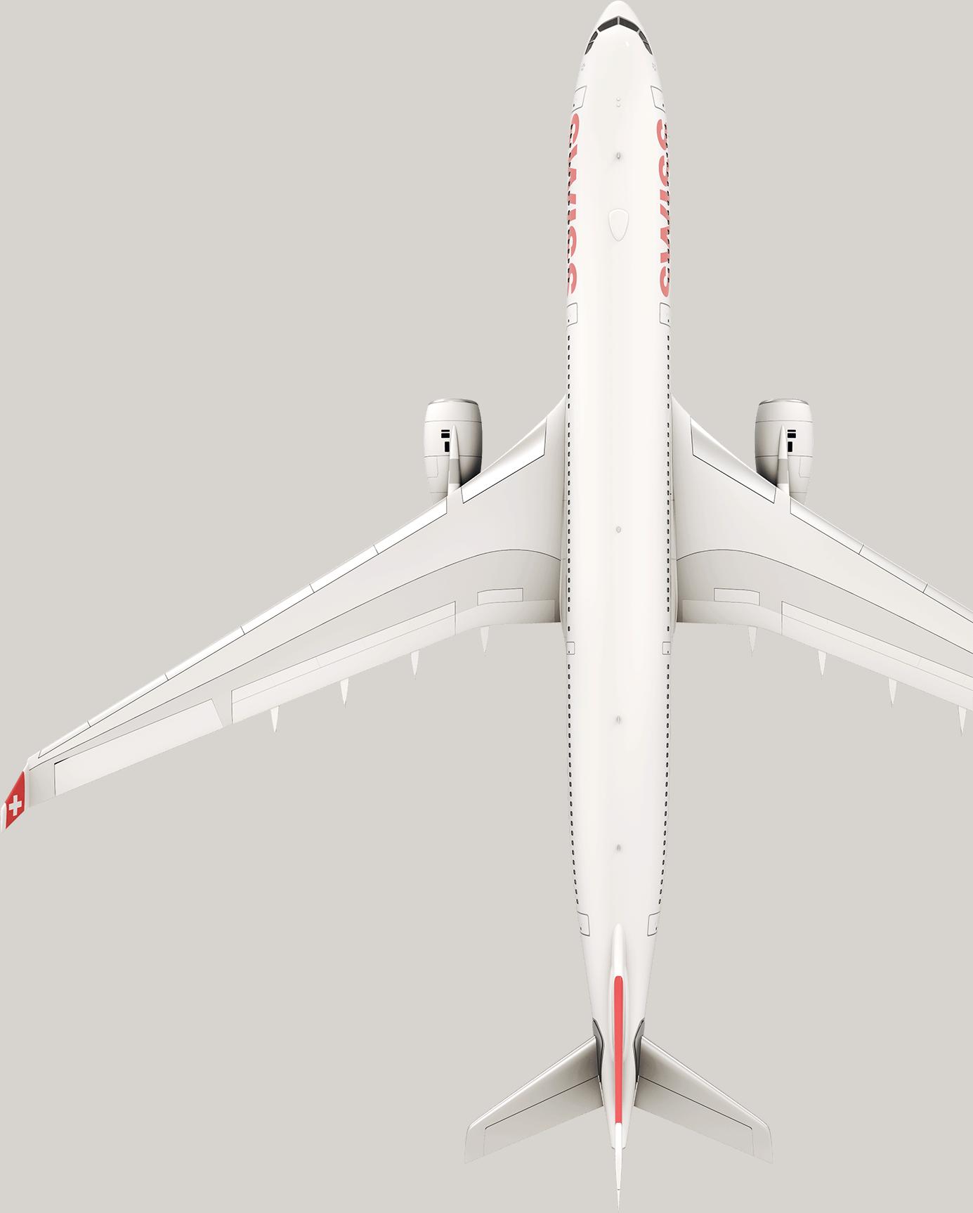 SWISSの世界 - エアバス A330-300 ...