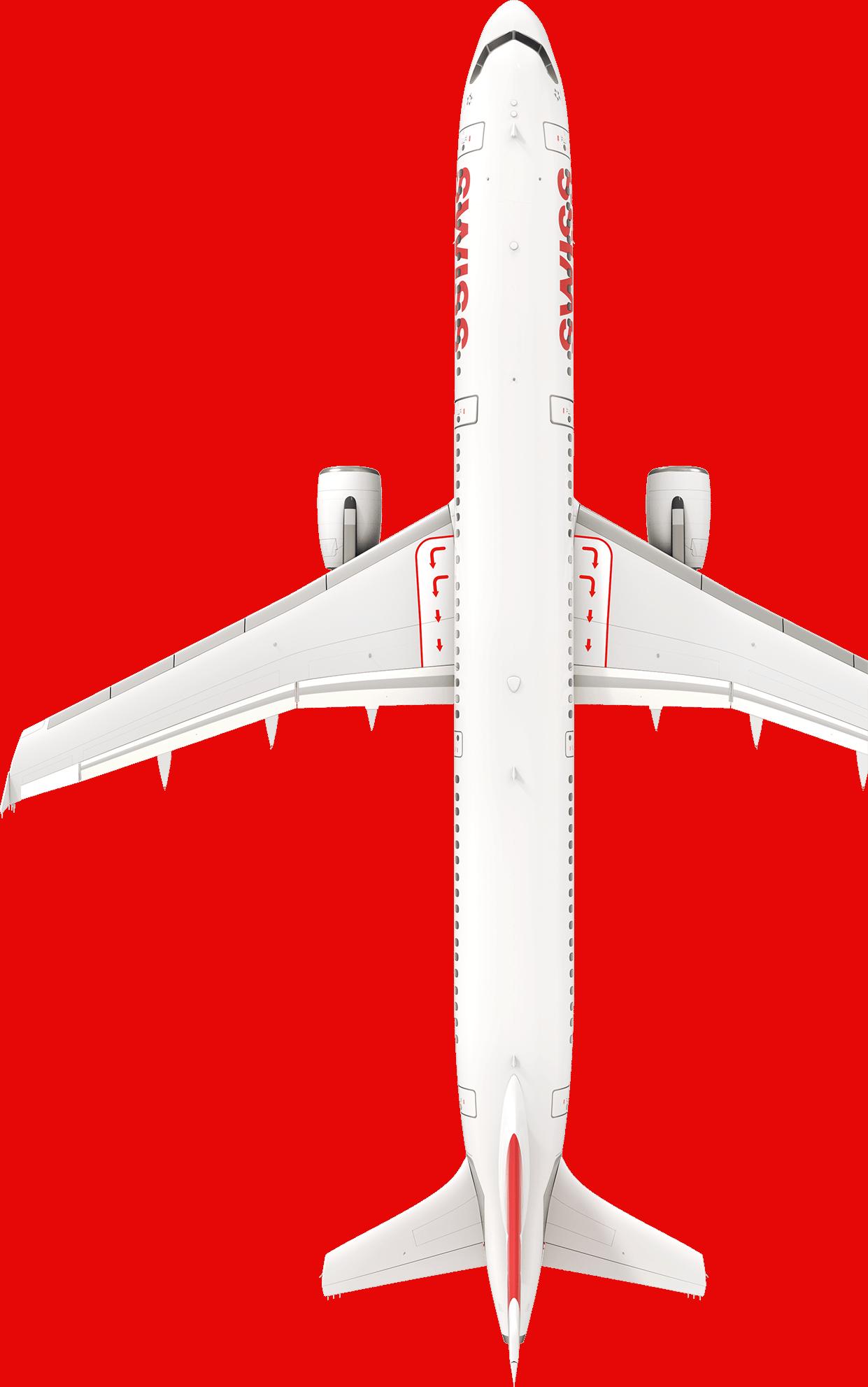 空客a321座位分布图