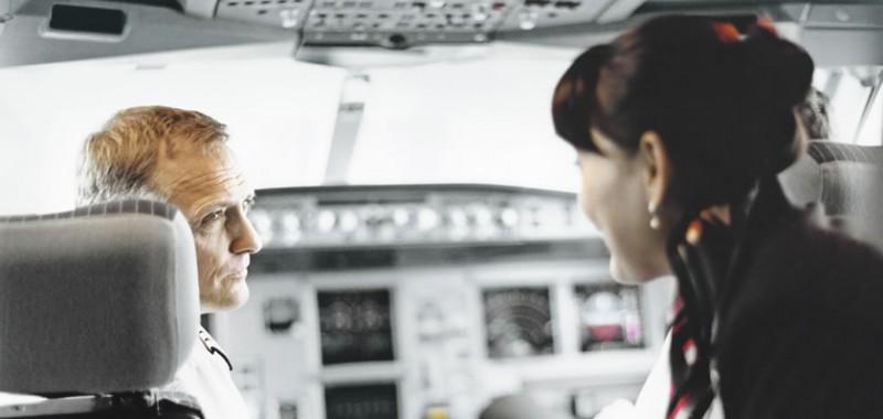 Cockpit SWISS