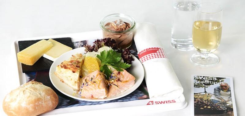 SWISS menu