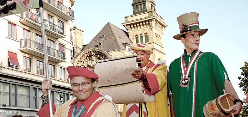 Festas das vindimas de Neuchâtel