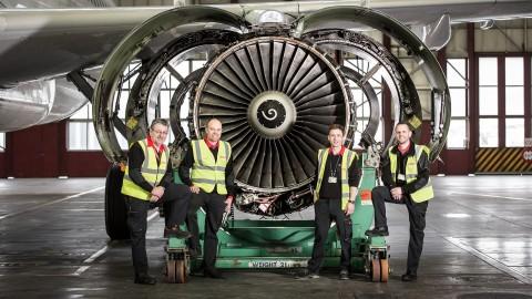 Replacing an engine