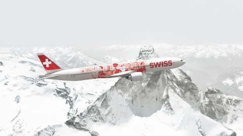 Faces of SWISS – How we came up with the new design for the plane